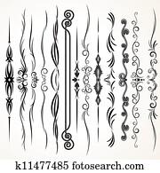 Vector Ornament Design