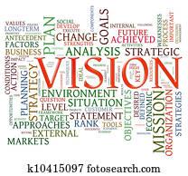 Vision word tags