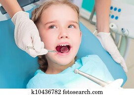 visit to dentist