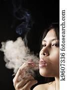 vonkajšie fajčenie
