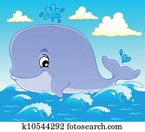 Whale theme image 1