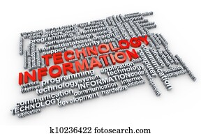 Word tags of information technology