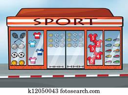 a, sport, kaufmannsladen