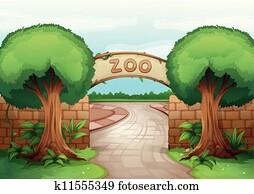 a zoo