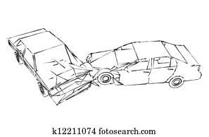 Clipart accident voiture crsh1 recherchez des clip arts des illustrations des dessins et - Coloriage cars accident ...