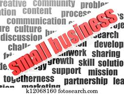 business work of small business