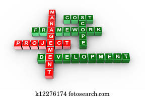 Crossword of project management