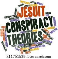 Jesuit conspiracy theories