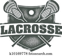 Lacrossse Sport Stamp