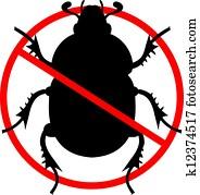 No bug