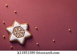 schneeflocke kekse stock foto 1770989 fotosearch. Black Bedroom Furniture Sets. Home Design Ideas