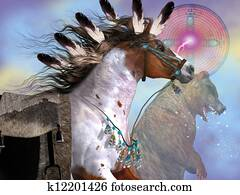 Year of the Bear Horse