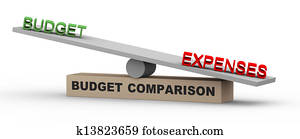 3d budget and expenses on balance