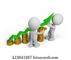 3d person - financial success