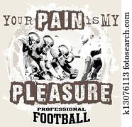 american football professional