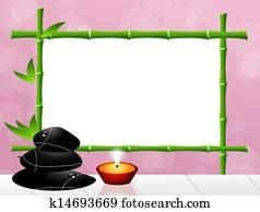 blackboard bamboo