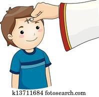 Image result for clip art for ashes on forehead