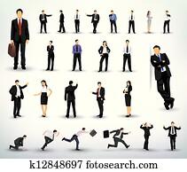 Business People illustrations