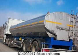 banques de photographies camion r servoir carburant k14427030 recherchez des photos des. Black Bedroom Furniture Sets. Home Design Ideas