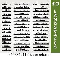 City landscape7