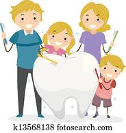 Clean Teeth Family