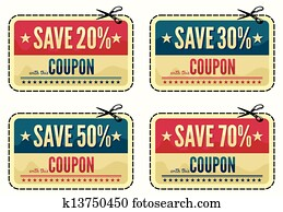 Coupon sale collection