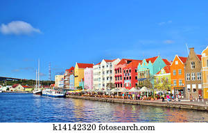 Curacao architecture