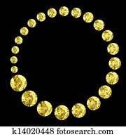 diamond yellow