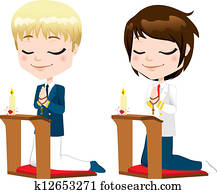 First Communion Prayer Boys