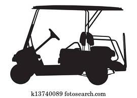 Golf Cart Graphics | Our Top 1000+ Golf Cart Clip Art ...