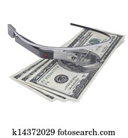 Google Glass and dollars
