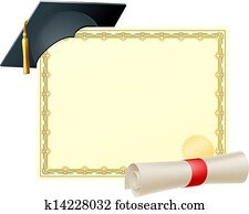 Graduate certificate background