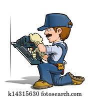 Handyman - Nailing