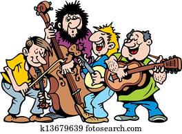 happy music band