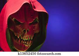 Hooded Demon