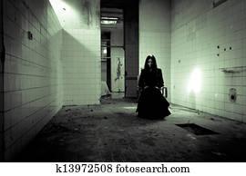 Horror Scene