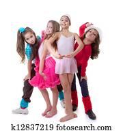 kinder, tanzschule