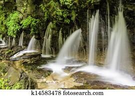 Los Chorros Waterfalls-Costa Rica