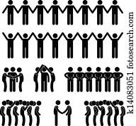 Man People United Unity Community
