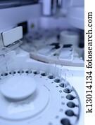 medizinische, laboratorium
