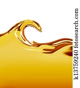 Oil Wave