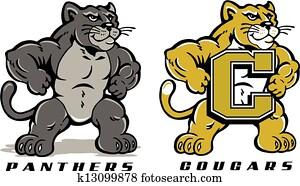 panther or cougar