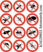 pests icon