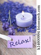 relax on purple label
