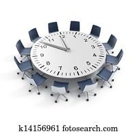 round table meeting deadline