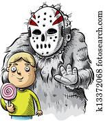 Serial Killer Stock Illustrations. 32 serial killer clip ...
