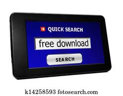 Search for free download