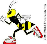 Speed wasp