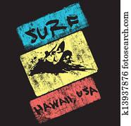 surf hawaii usa