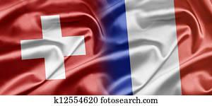 Switzerland and France